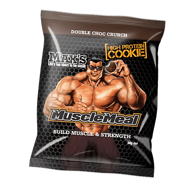 Maxs Muscle Meal Cookie - Box 12