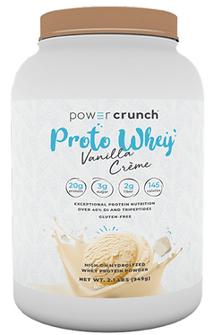 Power Crunch - Proto Whey - FREE SHAKER