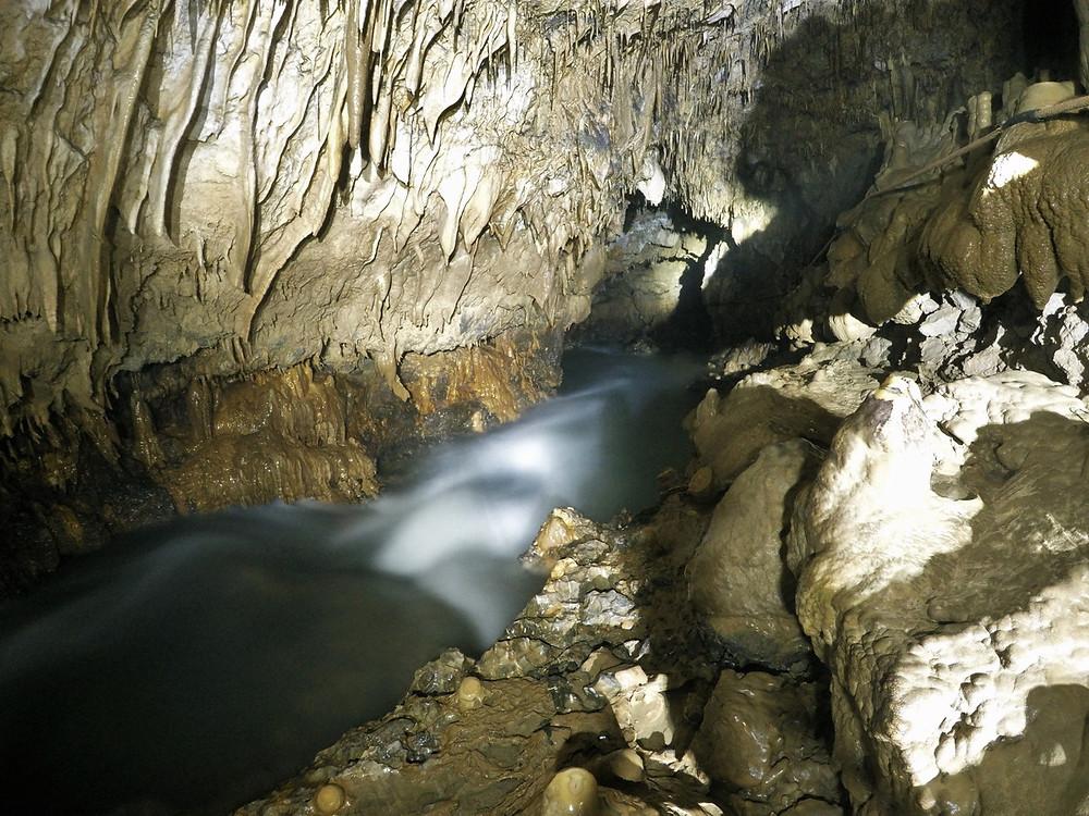 レイ・マルコス洞窟 サン・ファン・チャメルコ