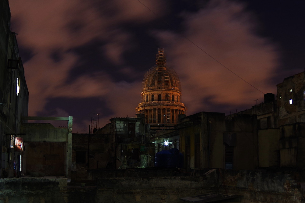 キューバ ハバナ カピトリオ