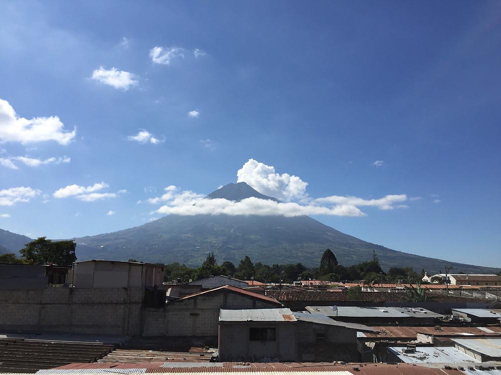 ボルカン・アグア アグア火山