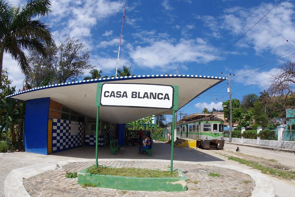 キューバ ハバナ フェリー カサブランカ