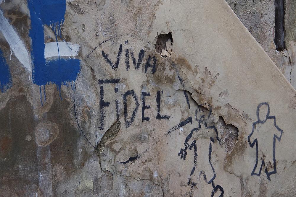 キューバ サンティアゴ・デ・クーバ フィデル・カストロ