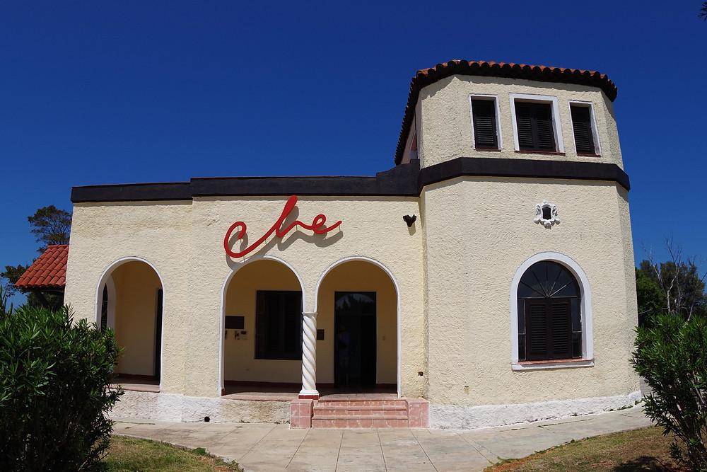 キューバ ハバナ カサブランカ チェ・ゲバラ 邸宅