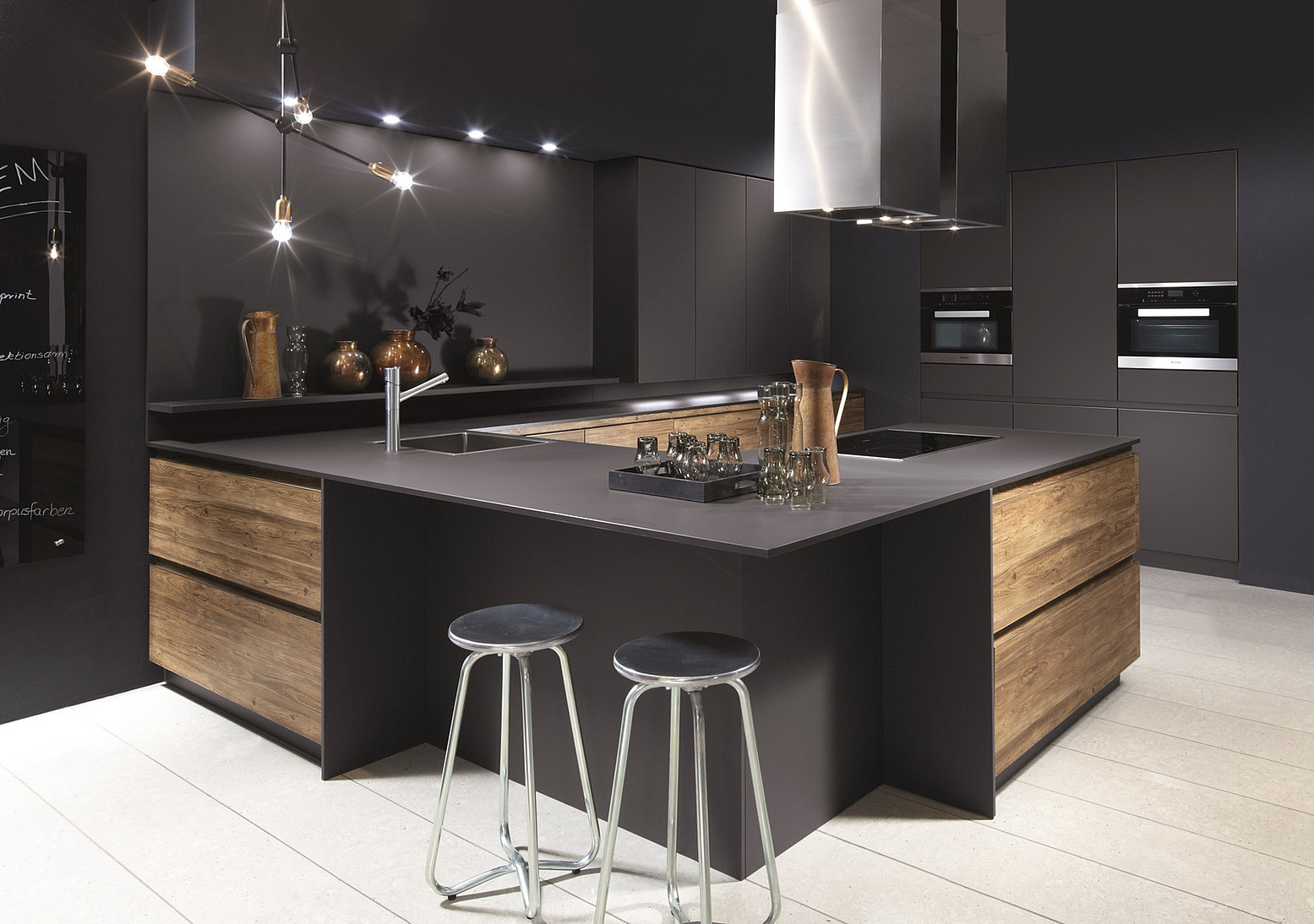 Cuisine quip e li ge cuisidream waremme cuisiniste cottage - Photo de cuisine design ...