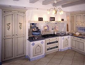 cuisine équipée style provençal, les provençales intemporelles - Cuisine Equipee Style Provencale