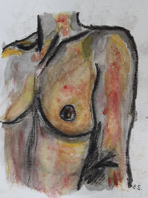 Fine Art Print - Just a Breast