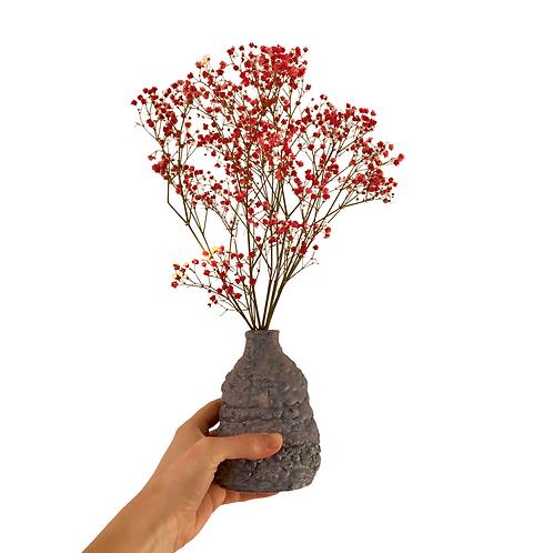 Blomstervase for tørkede blomster