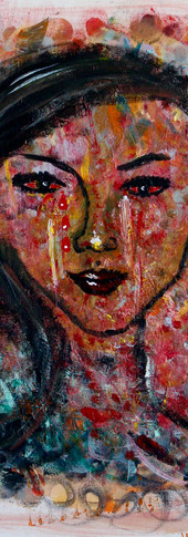 Red Eyed Woman