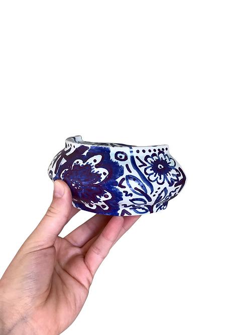 Keramikk tallerken