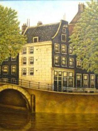 Reguliersgracht Amsterdam - Sal Meijer