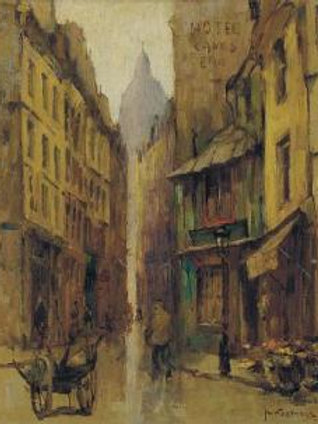 Sacré Coeur - Jan Korthals
