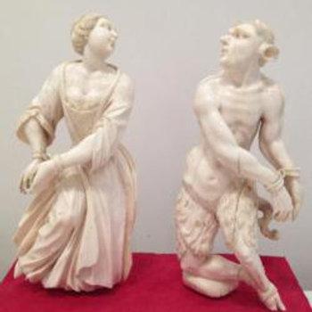 Ivory Heresy and the Devil - Johann Caspar Schenk
