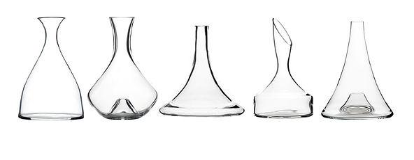 Stolzle Lausitz Wine Decanters