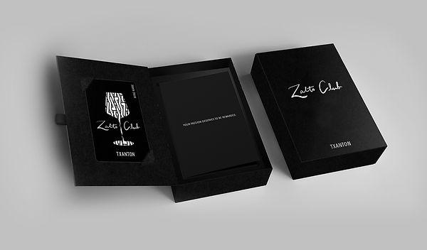 Zalto Club Txanton Loyalty Card Set