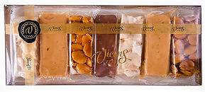 Torrons Vicens - Assorted Portioned Nougat