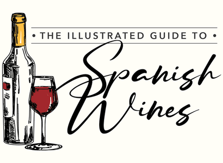 The Illustrated Guide to Spanish Wines