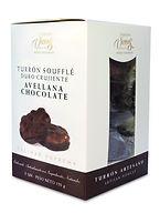 Torrons Vicens - Nougat Souffle Hazelnut Chocolate