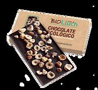 BioLluch Dark Chocolate Cocoa Hazelnut