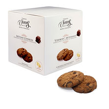 Torrons Vicens - Stone Ground Chocolate Cookies