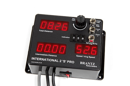 Brantz International 2S Pro (BR7)