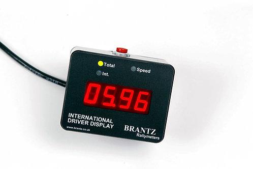 Brantz International 3 Driver Display (BR81)