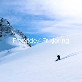 freeride frikjøring