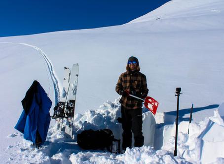 What to wear for splitboard/ ski touring! Hva skal man ha på seg for topptur!
