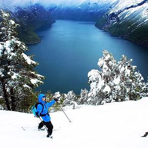 Stranda Ski Touring