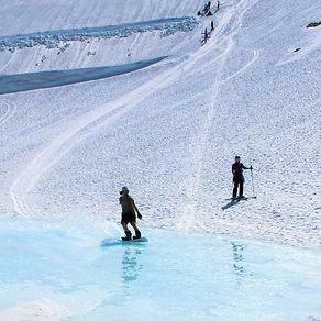 Summer Ski Geiranger