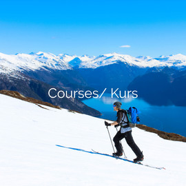 Splitboard courses kurs