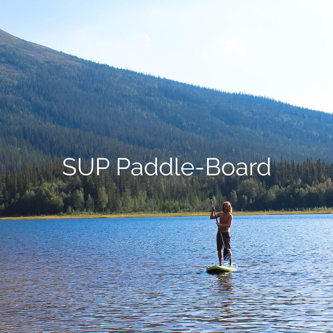 SUP Paddle-board