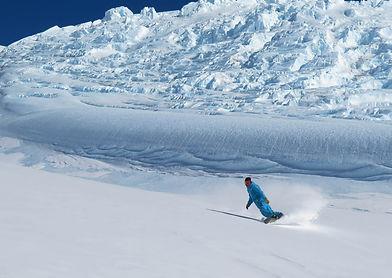 Splitboard Antarctica