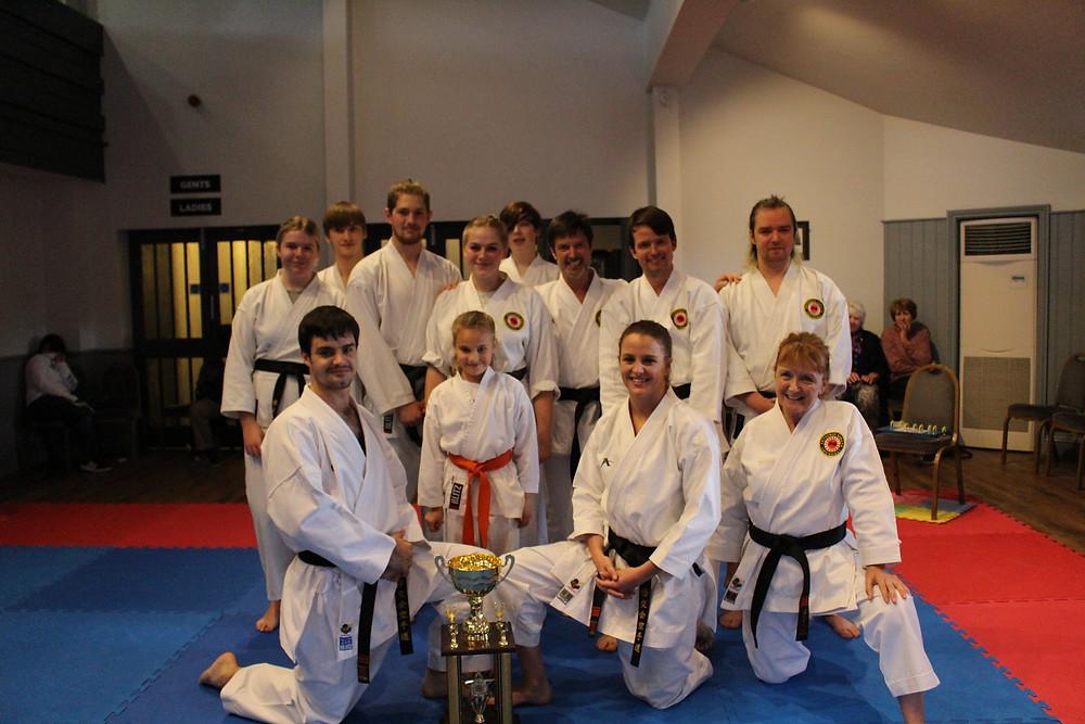 Karate challenge Leeds