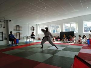 2nd Ichiban Karate Kata Competition