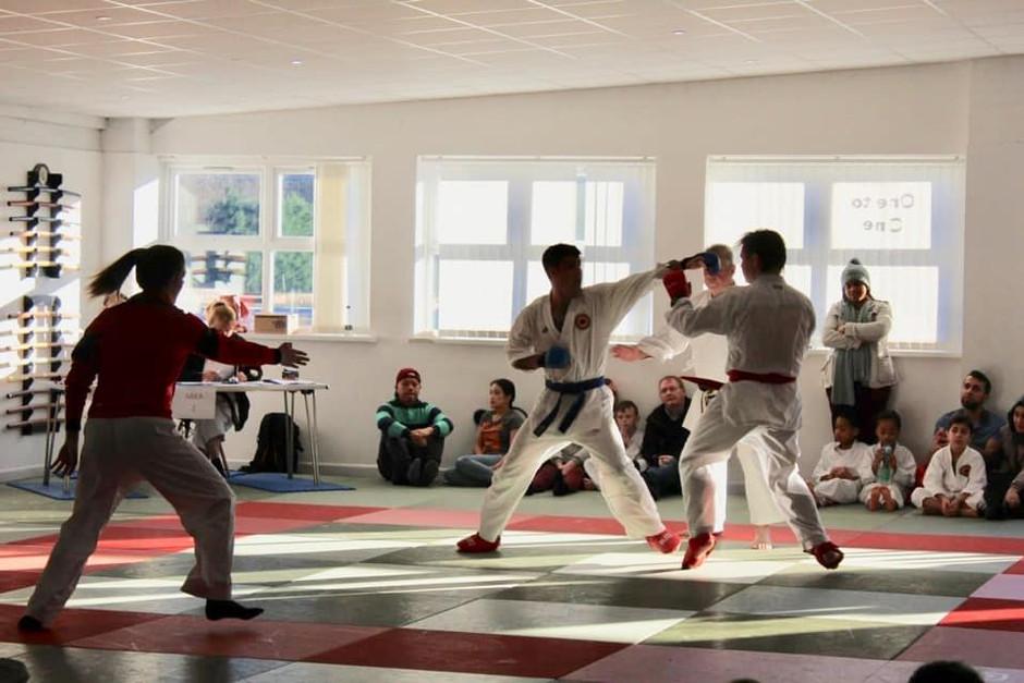 Ichiban Karate Competition Round Up