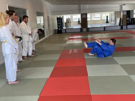 Adults Judo