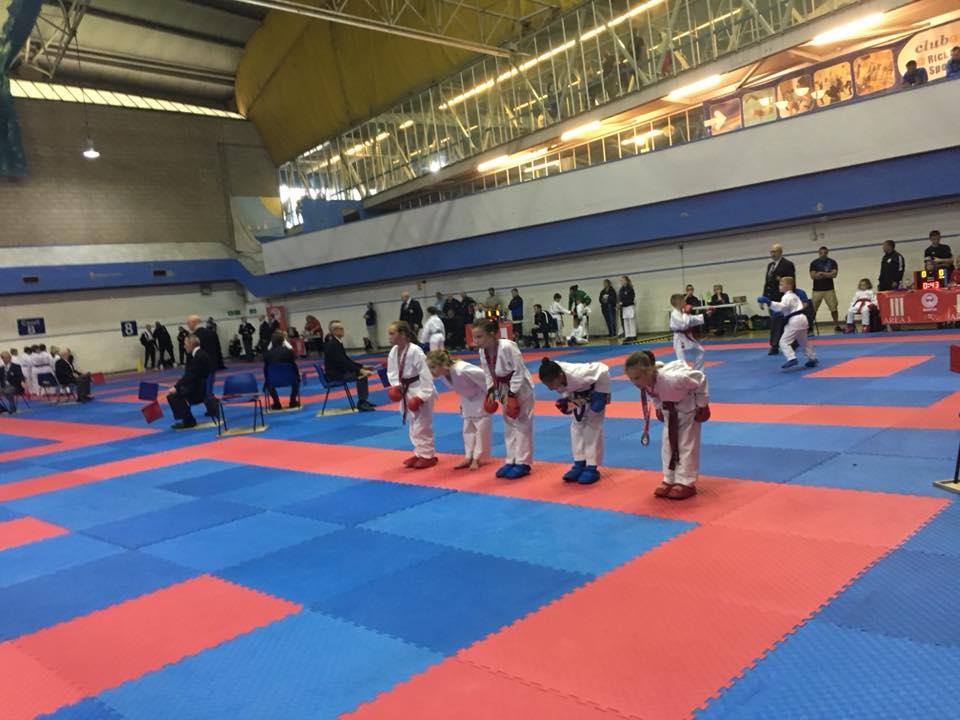 Emily takes bronze in girls kumite