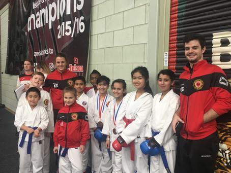 EKF Kyu Grade National Championships 2019