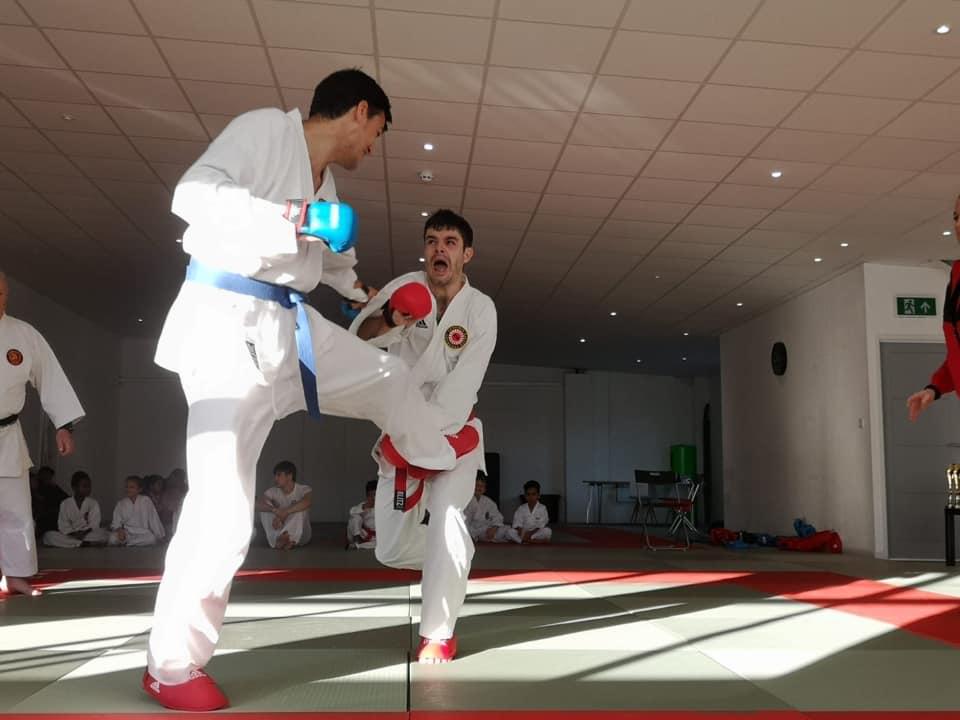 Adults karate classes leeds