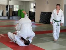 Saturday Adults Judo