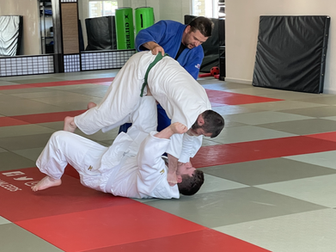 Adults Judo Ichiban Leeds
