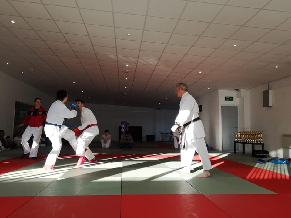 Adults karate leeds