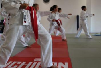Karate classes for children in Leeds