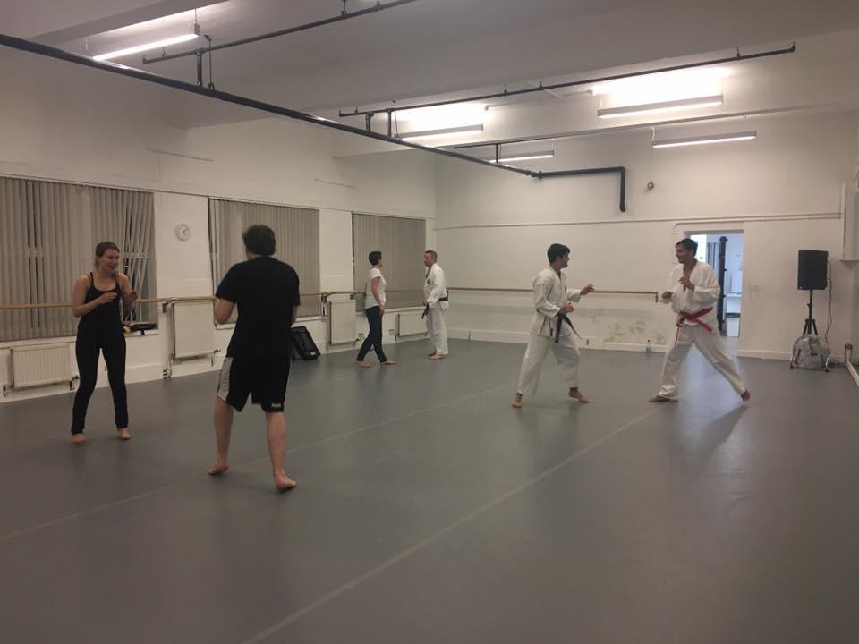 Zetsurin Karate Leeds Day 0