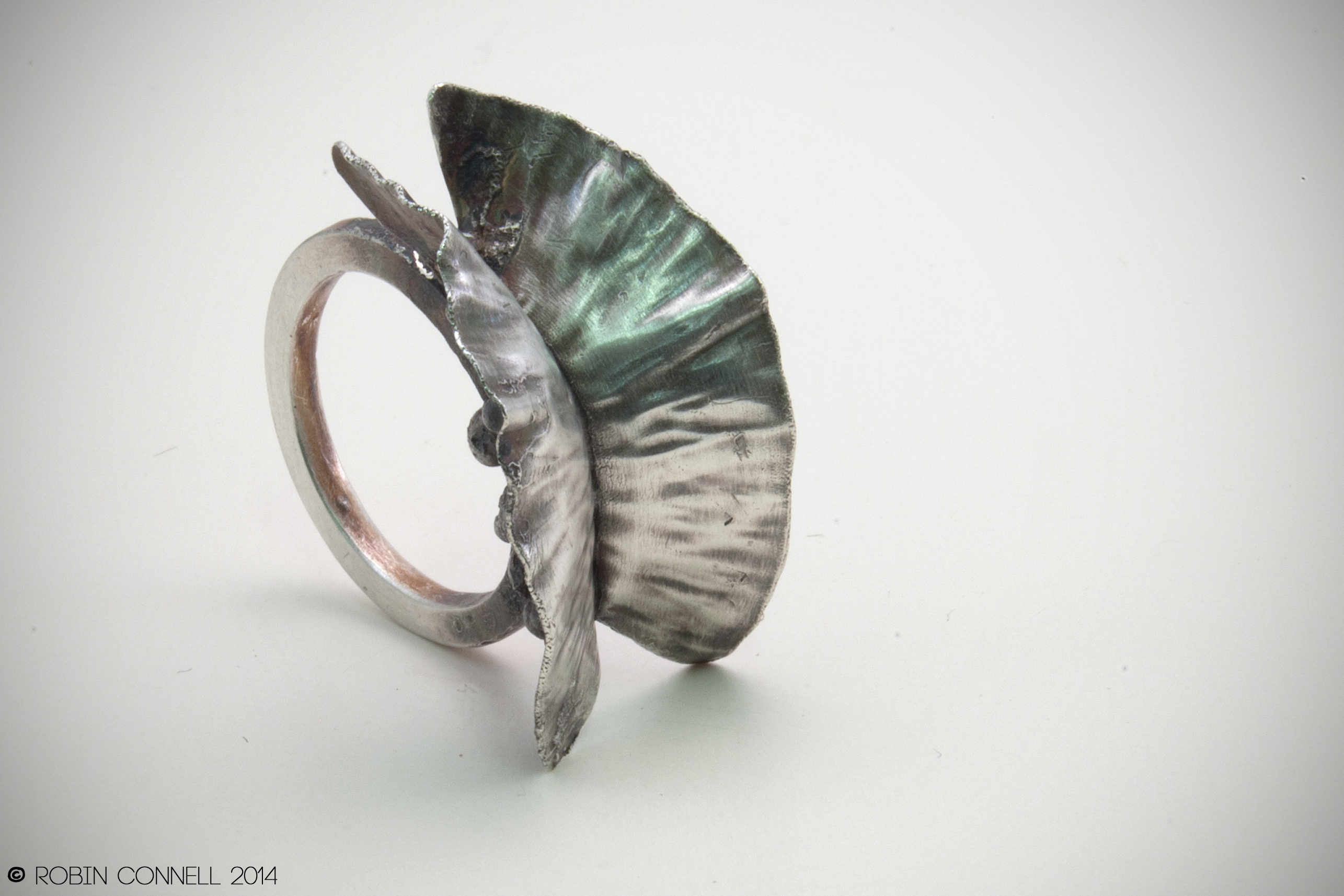 Fold Formed Ring.