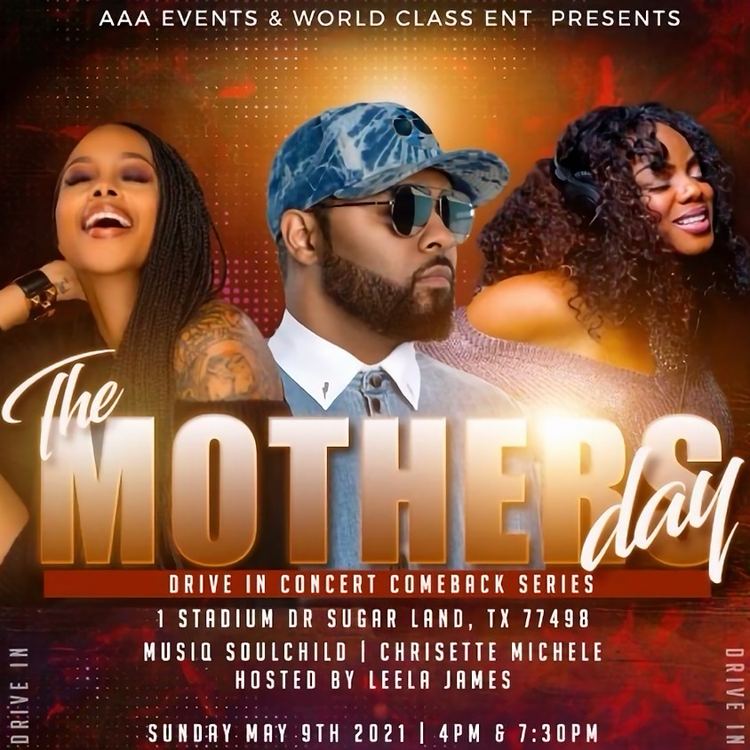 The Mothers day Drive in Concert