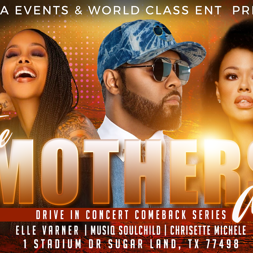 Mothers Day Drive In Concert