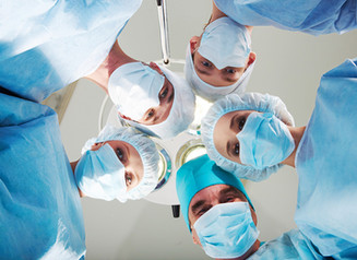 Knee Replacement Surgery- prepping for surgery