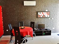 Sala e kitchenette